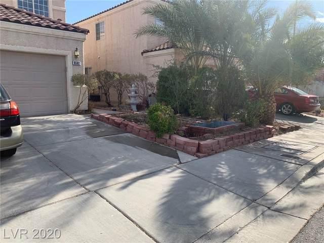 9592 Ensworth Street, Las Vegas, NV 89123 (MLS #2254493) :: The Lindstrom Group