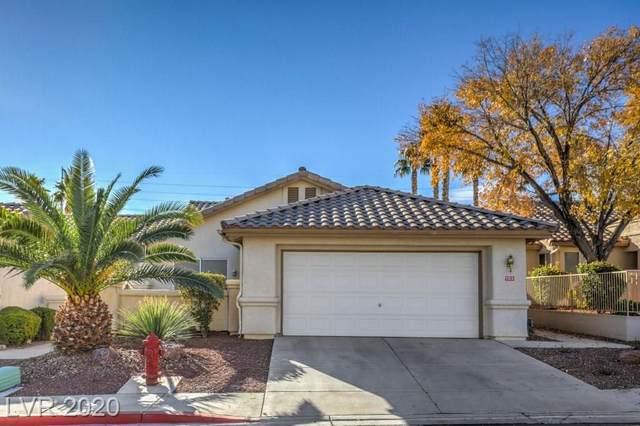 9321 Mount Cherie Avenue #103, Las Vegas, NV 89129 (MLS #2254495) :: The Mark Wiley Group | Keller Williams Realty SW