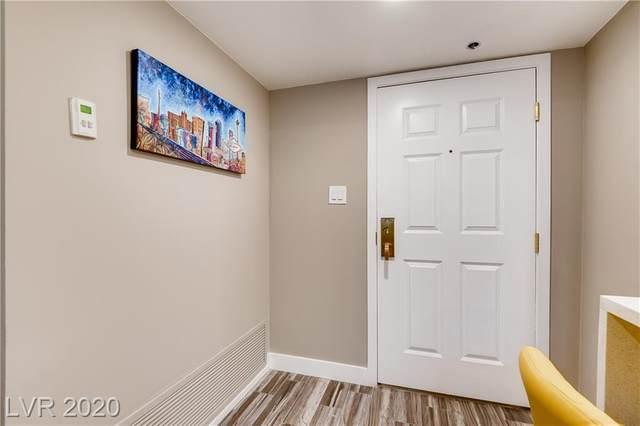 3700 Las Vegas Boulevard #910, Las Vegas, NV 89109 (MLS #2254515) :: ERA Brokers Consolidated / Sherman Group