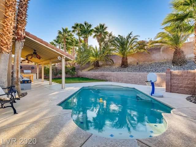 3349 Ascona Court, Las Vegas, NV 89129 (MLS #2254588) :: The Mark Wiley Group | Keller Williams Realty SW