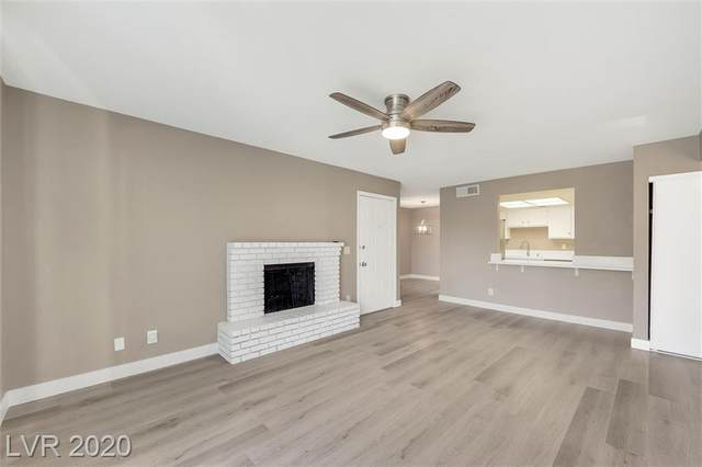3771 Shirebrook Drive #90, Las Vegas, NV 89115 (MLS #2254599) :: Vestuto Realty Group