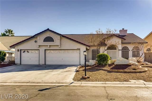 5404 Coral Gables Drive, Las Vegas, NV 89130 (MLS #2254635) :: Vestuto Realty Group
