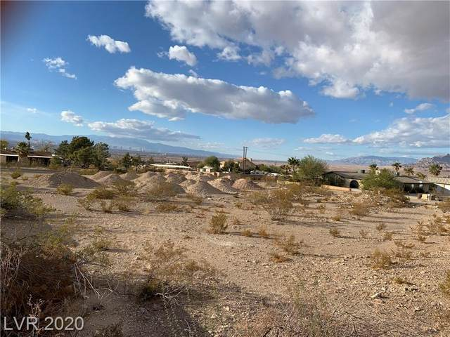 Lot 1 Essex Avenue, Henderson, NV 89015 (MLS #2254647) :: The Shear Team