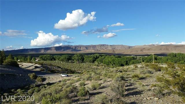 ±19.76 Acres €¢ Alamo West Road, Alamo, NV 89001 (MLS #2254716) :: The Shear Team