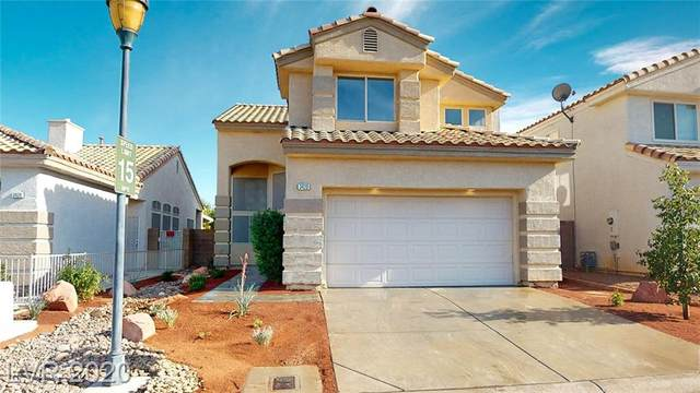 3420 Tuscany Village Drive, Las Vegas, NV 89129 (MLS #2254739) :: The Lindstrom Group
