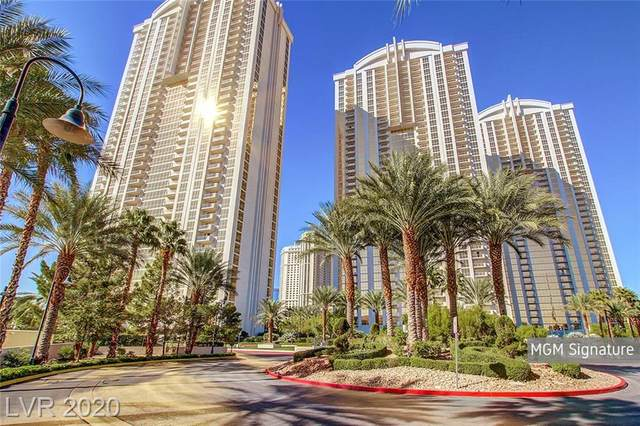 145 Harmon Avenue #308, Las Vegas, NV 89109 (MLS #2254747) :: The Perna Group