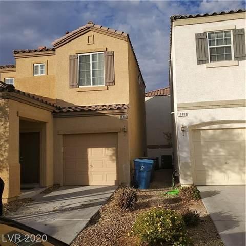 1170 Village Crossing Lane, Las Vegas, NV 89183 (MLS #2254764) :: Team Michele Dugan