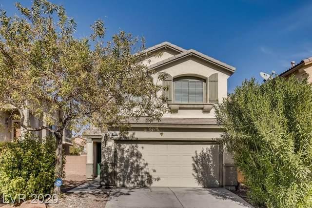 8504 Sweet Cedar Avenue, Las Vegas, NV 89143 (MLS #2254774) :: The Lindstrom Group
