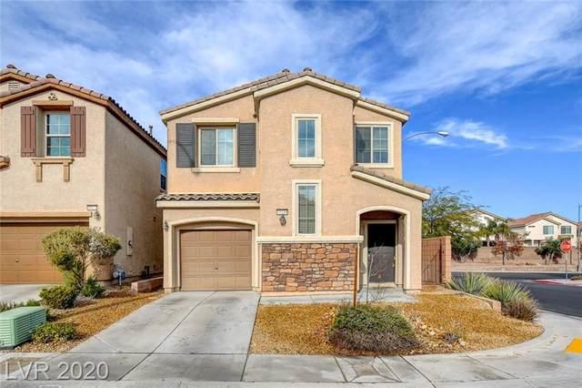 10118 Santa Lorena Court, Las Vegas, NV 89147 (MLS #2254840) :: The Lindstrom Group