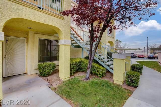 4809 Torrey Pines Drive #104, Las Vegas, NV 89103 (MLS #2254921) :: Vestuto Realty Group