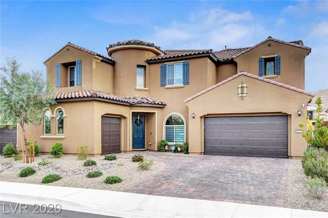 3487 Royal Fortune Drive, Las Vegas, NV 89141 (MLS #2254923) :: Billy OKeefe | Berkshire Hathaway HomeServices