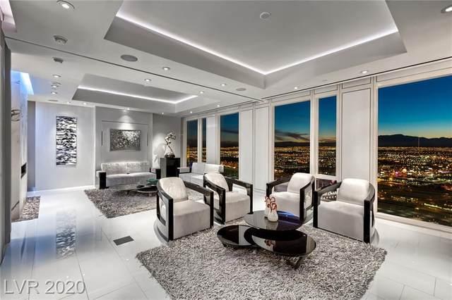 3750 S Las Vegas Boulevard #4307, Las Vegas, NV 89158 (MLS #2254950) :: Hebert Group | Realty One Group