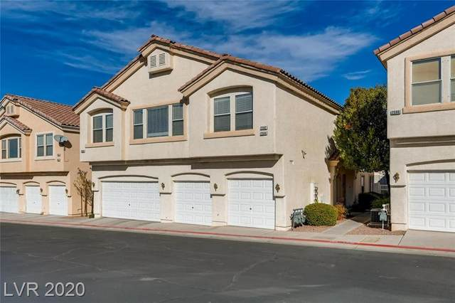 2584 Lazy Saddle Drive, Henderson, NV 89002 (MLS #2255029) :: Kypreos Team
