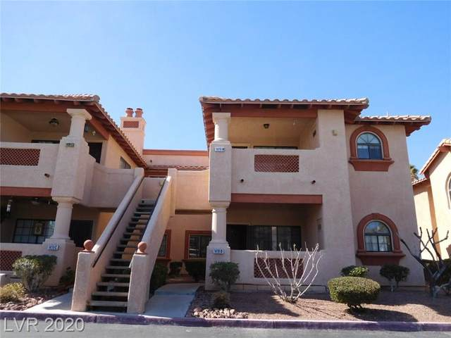 1419 Santa Margarita Street D, Las Vegas, NV 89146 (MLS #2255034) :: ERA Brokers Consolidated / Sherman Group