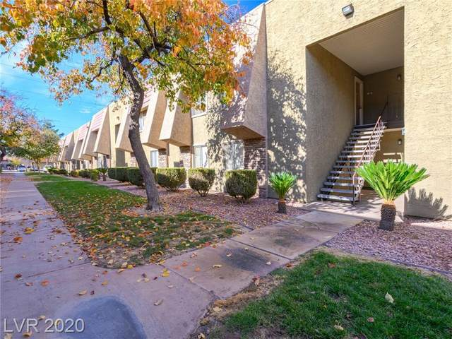 5080 Indian River Drive #402, Las Vegas, NV 89103 (MLS #2255036) :: Team Michele Dugan