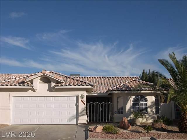 3558 Day Dawn Street, Las Vegas, NV 89147 (MLS #2255054) :: Kypreos Team