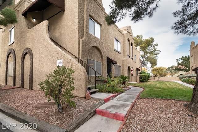 5081 Pioneer Avenue #204, Las Vegas, NV 89146 (MLS #2255095) :: The Lindstrom Group