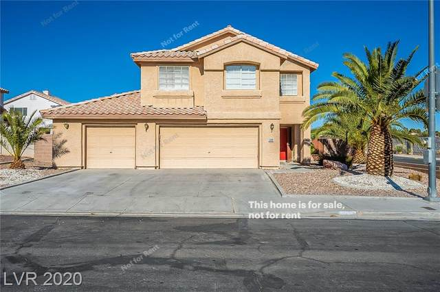 8954 Cherokee Avenue, Las Vegas, NV 89147 (MLS #2255097) :: Vestuto Realty Group