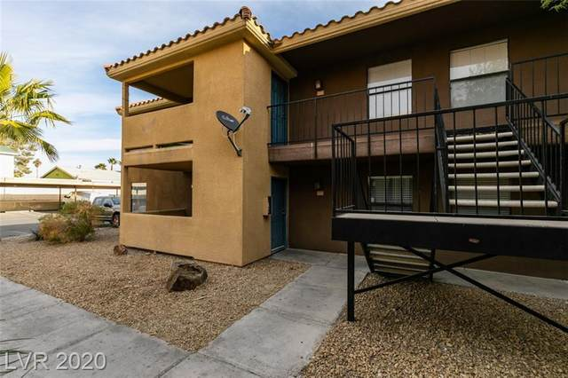 3135 Mojave Road #111, Las Vegas, NV 89121 (MLS #2255098) :: Team Michele Dugan