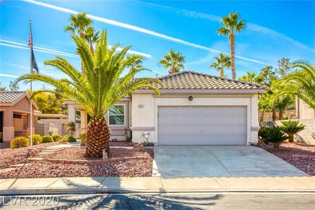 1011 Misty Rose Avenue, Henderson, NV 89074 (MLS #2255121) :: Team Michele Dugan