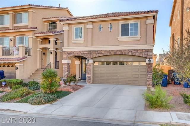 5259 Tulip Hill Avenue, Las Vegas, NV 89141 (MLS #2255132) :: Billy OKeefe   Berkshire Hathaway HomeServices