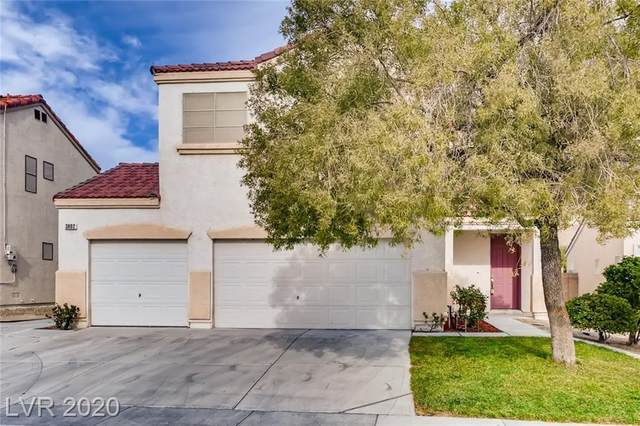 3802 Discovery Creek Ave Avenue, North Las Vegas, NV 89031 (MLS #2255156) :: Hebert Group | Realty One Group