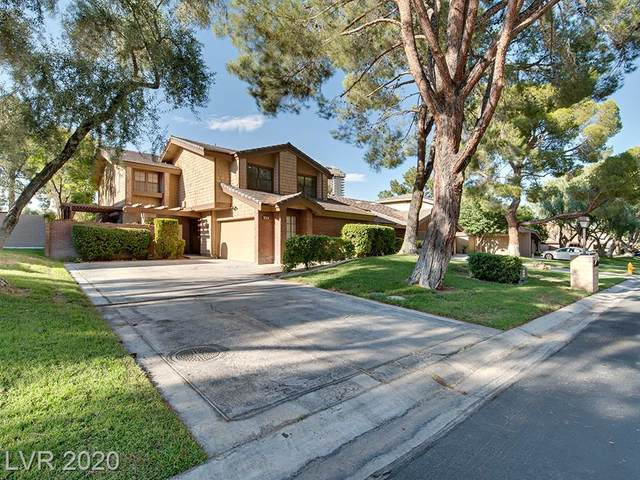 928 Pinehurst Drive, Las Vegas, NV 89109 (MLS #2255209) :: The Shear Team