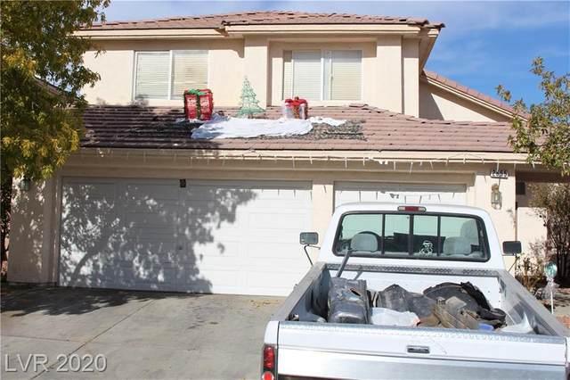 2655 Regency Cove Court, Las Vegas, NV 89121 (MLS #2255275) :: Team Michele Dugan
