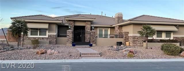 6258 Braided Romel Court, Las Vegas, NV 89131 (MLS #2255277) :: Jeffrey Sabel