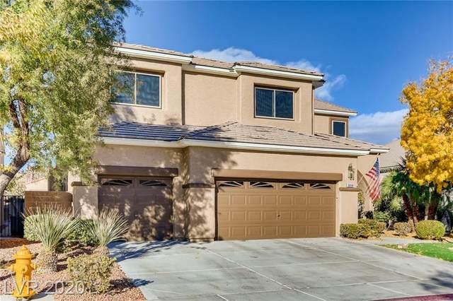 5834 Falling Stream Avenue, Las Vegas, NV 89131 (MLS #2255299) :: Vestuto Realty Group