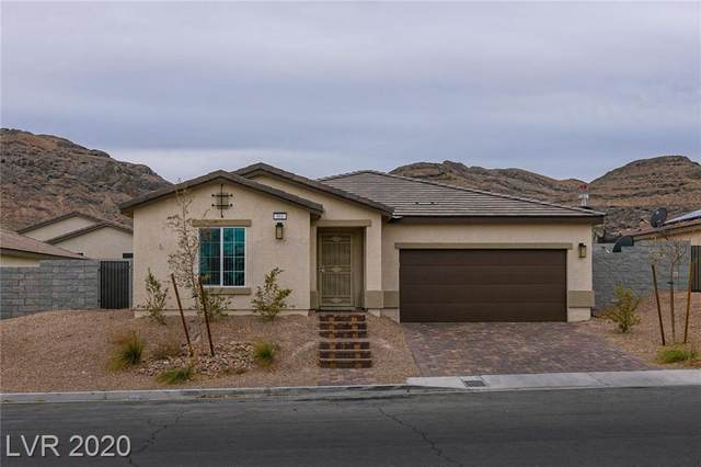 161 Appalachian Lane, Indian Springs, NV 89018 (MLS #2255300) :: Kypreos Team
