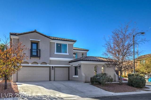6055 Aromatico Court, Las Vegas, NV 89141 (MLS #2255397) :: The Lindstrom Group