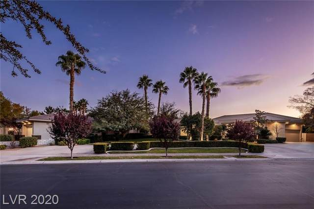 181 Inveraray Court, Henderson, NV 89074 (MLS #2255449) :: Kypreos Team