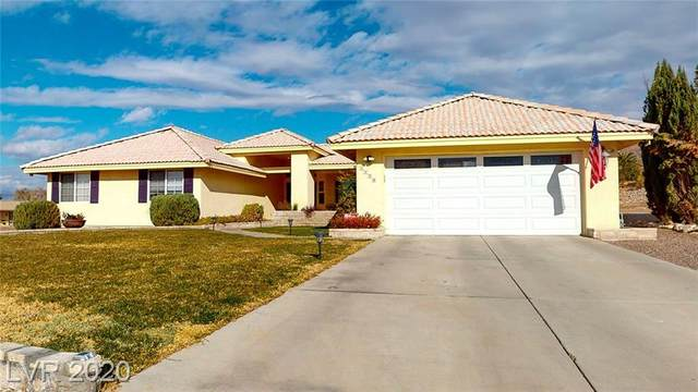 1130 Sidehill Way, Las Vegas, NV 89110 (MLS #2255494) :: Signature Real Estate Group