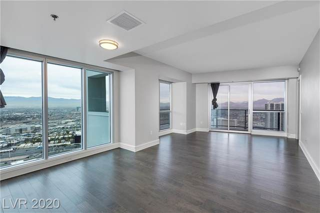 2700 Las Vegas Boulevard #4003, Las Vegas, NV 89109 (MLS #2255515) :: Team Michele Dugan