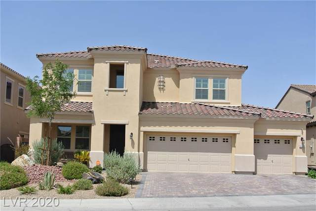 504 Punto Vallata Drive, Henderson, NV 89011 (MLS #2255647) :: The Mark Wiley Group | Keller Williams Realty SW