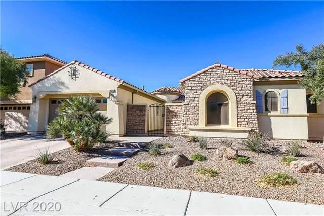8645 Killians Greens Drive, Las Vegas, NV 89131 (MLS #2255686) :: The Mark Wiley Group   Keller Williams Realty SW