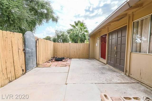 4289 White Sands Avenue, Las Vegas, NV 89121 (MLS #2255696) :: The Lindstrom Group