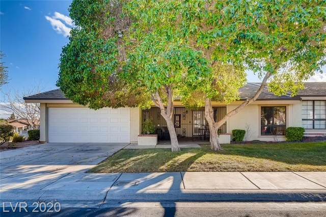 5605 Roseridge Avenue, Las Vegas, NV 89107 (MLS #2255730) :: The Lindstrom Group