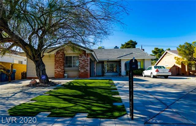 1513 Winwood Street, Las Vegas, NV 89108 (MLS #2255736) :: Custom Fit Real Estate Group
