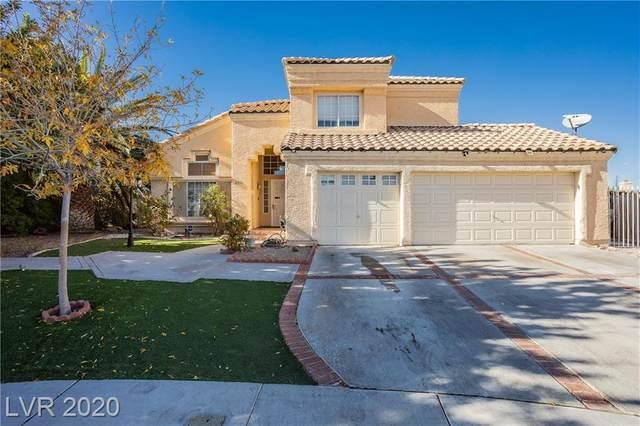2316 Lone Ridge Court, North Las Vegas, NV 89032 (MLS #2255768) :: Team Michele Dugan