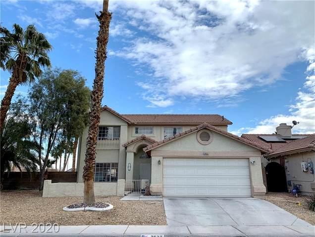 2632 Shakespeare Road, Las Vegas, NV 89108 (MLS #2255772) :: Billy OKeefe | Berkshire Hathaway HomeServices