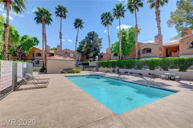 231 Mission Newport Lane #101, Las Vegas, NV 89107 (MLS #2255873) :: The Mark Wiley Group | Keller Williams Realty SW