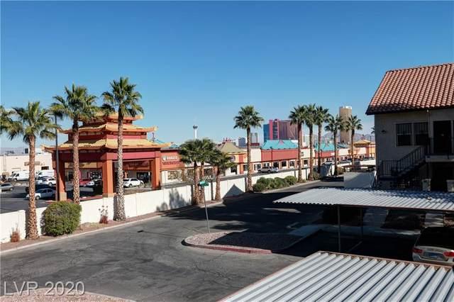 3603 Di Salvo Drive #147, Las Vegas, NV 89103 (MLS #2255876) :: The Mark Wiley Group | Keller Williams Realty SW