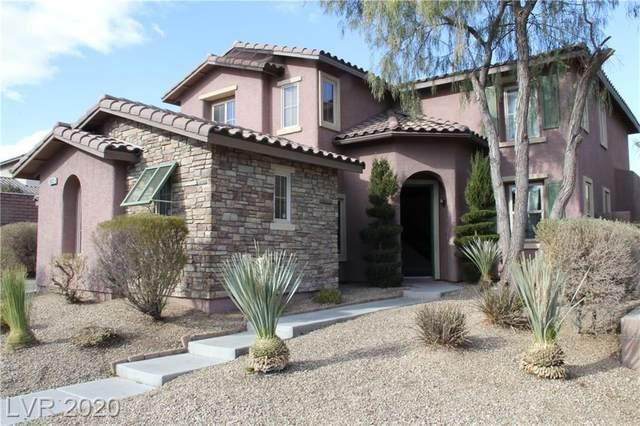 10025 Desert Alcove Road, Las Vegas, NV 89178 (MLS #2255891) :: Vestuto Realty Group