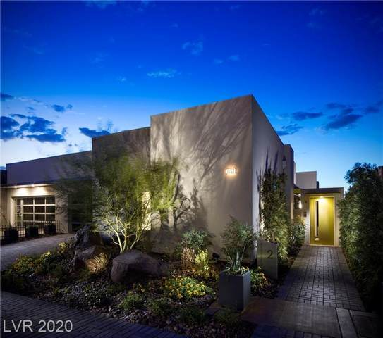 654 Scenic Cliff, Henderson, NV 89012 (MLS #2255909) :: The Shear Team