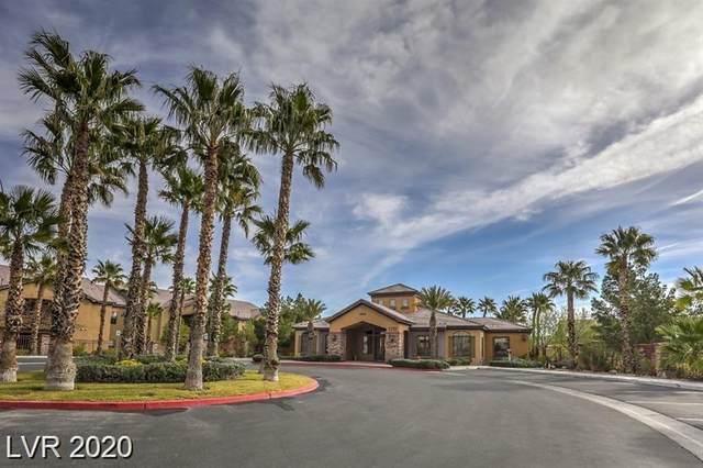 8250 Grand Canyon Drive #1019, Las Vegas, NV 89166 (MLS #2255919) :: Team Michele Dugan