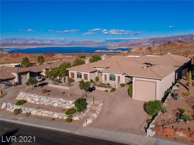107 Stone Canyon Road, Boulder City, NV 89005 (MLS #2255954) :: The Lindstrom Group