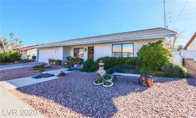 3059 Van Buskirk Circle, Las Vegas, NV 89121 (MLS #2255975) :: The Lindstrom Group