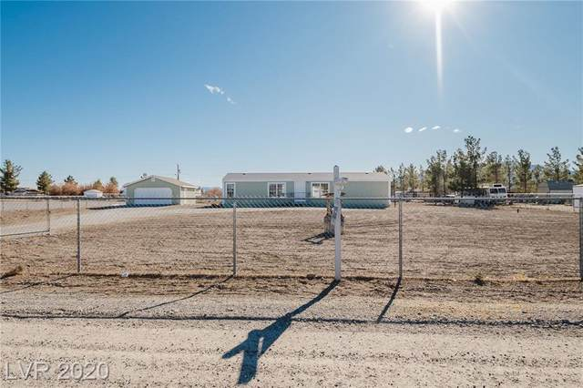 3391 Ramona Lane, Pahrump, NV 89048 (MLS #2256002) :: Team Michele Dugan